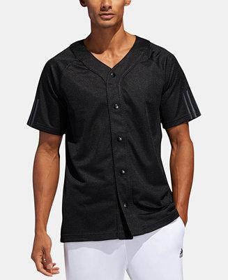 adidas Men's Baseball Jersey & Reviews - T-Shirts - Men - Macy's