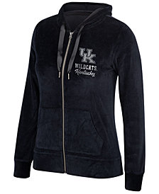 Authentic NCAA Apparel Women's Kentucky Wildcats Ski Lodge Full-Zip Jacket