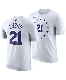 Nike Men's Joel Embiid Philadelphia 76ers Earned Edition Player T-Shirt