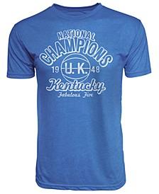 Men's Kentucky Wildcats 1948 National Champions T-Shirt
