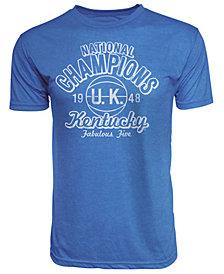 J America Men's Kentucky Wildcats 1948 National Champions T-Shirt