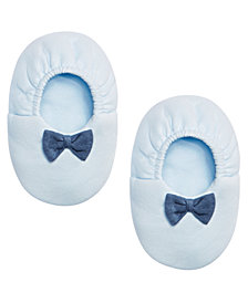 First Impressions Baby Boys Bowtie Booties, Created for Macy's