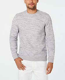 Men's Heathered Sweatshirt, Created for Macy's