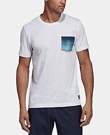 adidas Men's Parley ClimaLite® Pocket T-Shirt