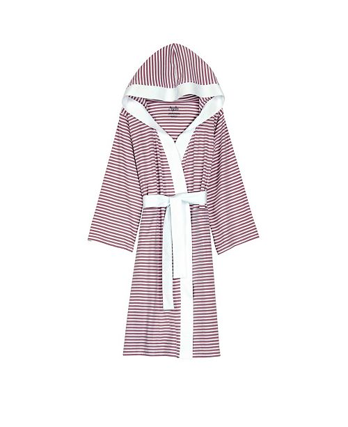 IGH Global Corporation Organic Cotton Jersey Knit Robe