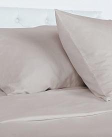 Hampshire Linen Cotton Blend Cal King Sheet Set