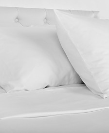 Hampshire Linen Cotton Blend Queen Sheet Set
