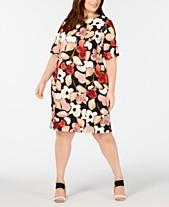 Alfani Plus Size Dresses - Macy\'s