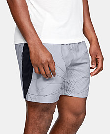 """Under Armour Men's Printed 7"""" Shorts"""