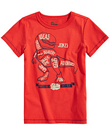 Epic Threads Toddler Boys T-Rex Parts Graphic T-Shirt, Created for Macy's
