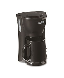 Space Saving 1 cup Coffee Maker