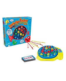 - Let'S Go Fishin' And Go Fish Card Combo Game