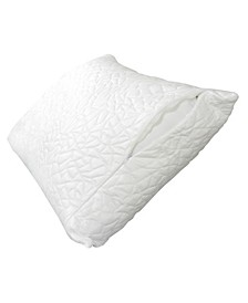Therm-A-Sleep Snow Waterproof Pillow Protector ft. Nordic Chill Fiber and Tencel Collection