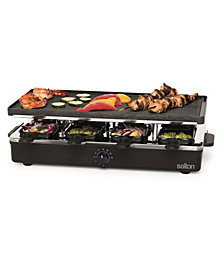 Salton Party Grill and Raclette, 8 Person