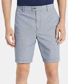 "Calvin Klein Men's Dobby 9"" Shorts"