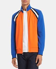 Calvin Klein Men's Colorblocked Track Jacket