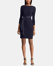 American Living Ruffled Sheath Dress