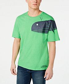 A X Armani Exchange Men's Sea Creature Graphic T-Shirt