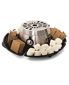 Electric S'mores Maker Fondue Maker