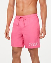 7bee0171696 Men's Swim Trunks - Macy's