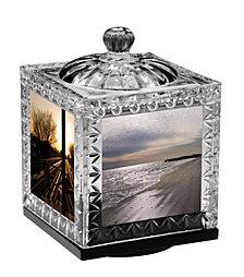 Godinger Dublin Revolving Photo Cube