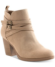 Style & Co Annjia Booties, Created for Macy's