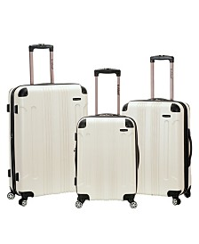 Rockland 3-Piece Sonic ABS Upright Set