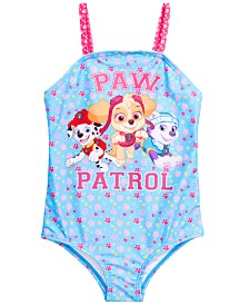 Dreamwave Toddler Girls 1-Pc. Paw Patrol Graphic Swimsuit