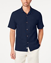 6c2002e8 Tommy Bahama Blue Mens Casual Button Down Shirts & Sports Shirts ...