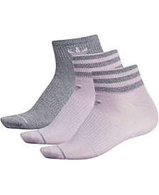 3-Pk. Shortie Women's Socks