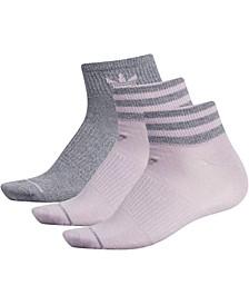 3-Pk. Shortie Women's Socks