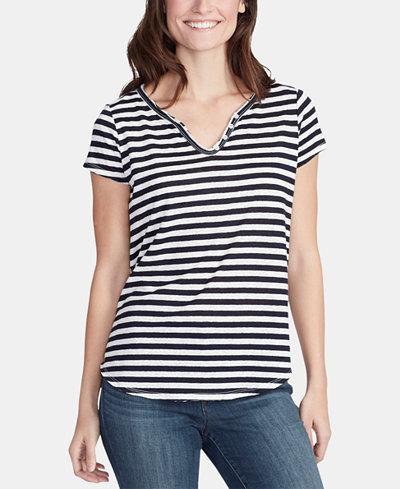 WILLIAM RAST Cooper Striped T-Shirt