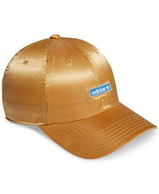 adidas Originals Relaxed Metallic Strapback Cap