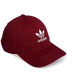 adidas Originals Cotton Relaxed Strapback Cap