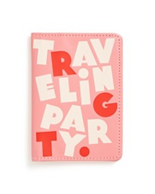 ban.do Getaway Passport Holder, Traveling Party
