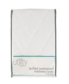 Tadpoles Quilted Waterproof Mattress Cover Crib