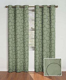 "Eclipse Meridian Thermaback Blackout 42"" x 95"" Curtain Panel"