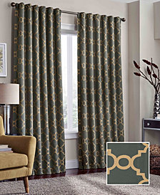 """Eclipse Correll Blackout 52"""" x 108"""" Curtain Panel"""