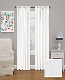 """Eclipse Kendall Blackout Window 42"""" x 84"""" Curtain Panel"""
