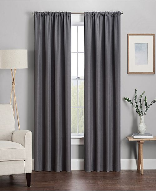 "Eclipse Kendall Blackout Window 42"" x 95"" Curtain Panel"