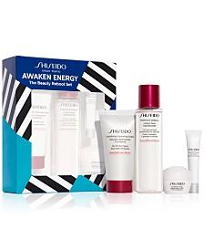 Shiseido 4-Pc. Awaken Energy Beauty Reboot Set