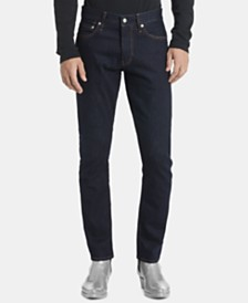 Calvin Klein Jeans Men's  Slim-Fit Stretch Logo Jeans
