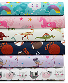 Kids Zone Juvie Sheet Sets