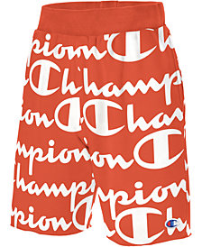 "Champion Men's Logo-Print 11"" Shorts"