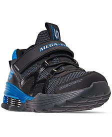 Skechers Little Boys' Mega-Volt Running Sneakers from Finish Line