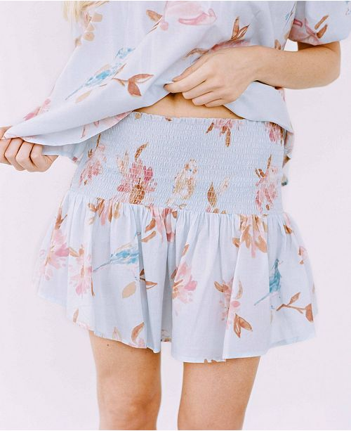 Plum Pretty Sugar Quell Skirt