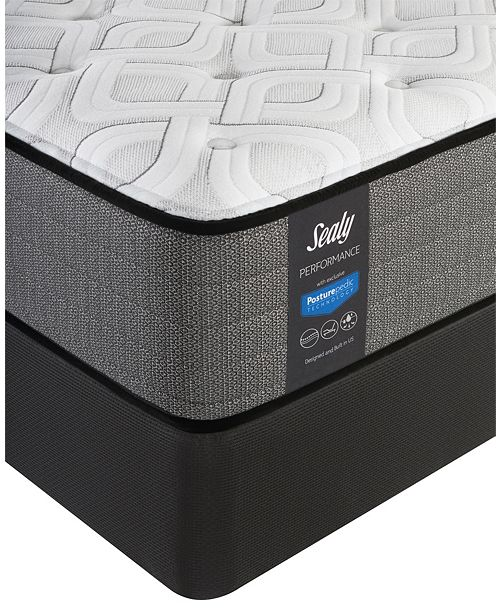 Sealy Posturepedic S Drive Ltd 11 Extra Firm Mattress Set