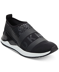 DKNY Women's Reese Sneakers, Created for Macy's