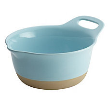 Rachael Ray Collection 3-Quart Ceramic Mixing Bowl Set