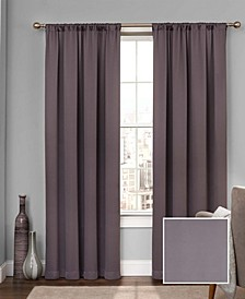 """Tricia Thermapanel 52"""" x 84"""" Curtain Panel"""